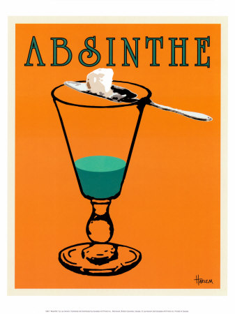 Rollo & Grady // Saturday Absinthe Mix