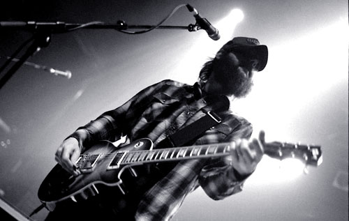 Band Of Horses // Sweden - August 10, 2006
