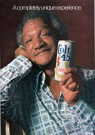Redd Foxx & Billy Dee Williams // Original Gangsters