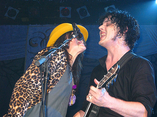 The Dead Weather // Tuesday, August 25th   The Wiltern