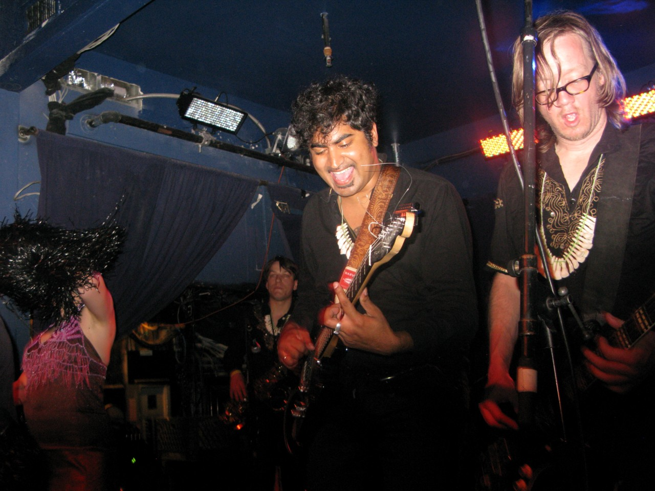 King Khan & The Shrines // Photos — Echo [5/29/2009]