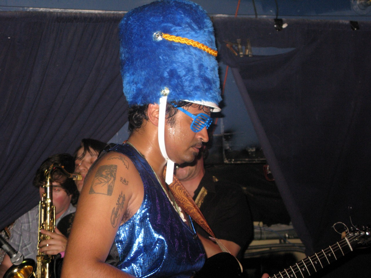 King Khan & The Shrines // Photos  Echo [5/29/2009]