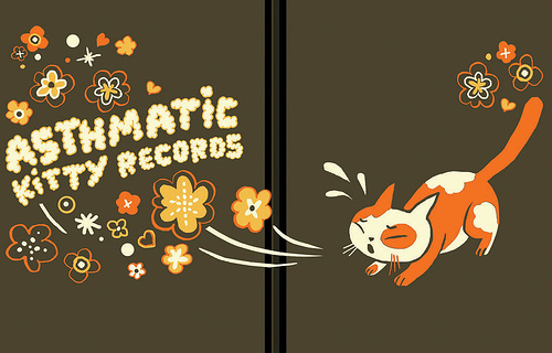 Asthmatic Kitty Records // Thanks for 2009   Sampler