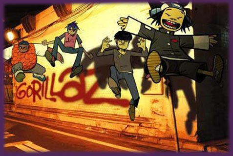 Gorillaz // Stylo with Bobby Womack   Colbert