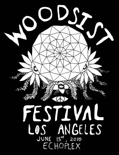 Woodsist Festival // Echo & Echoplex   June 15th
