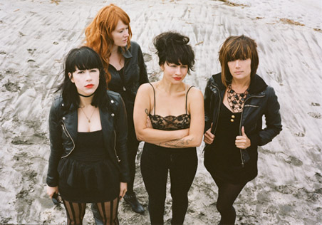 Dum Dum Girls and Crocodiles @ Echo 7/1   Ticket Giveaway