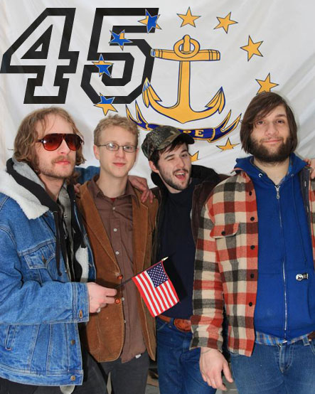 Deer Tick // El Rey Theatre    Tuesday, October 19th