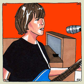 Lower Dens // Daytrotter Session