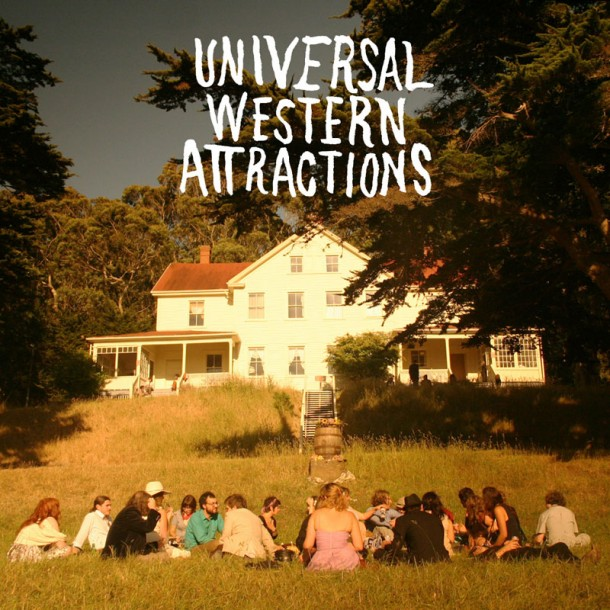 Universal Western Attractions