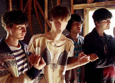 Deerhunter @ The Music Box   November 1st (Free Tix)