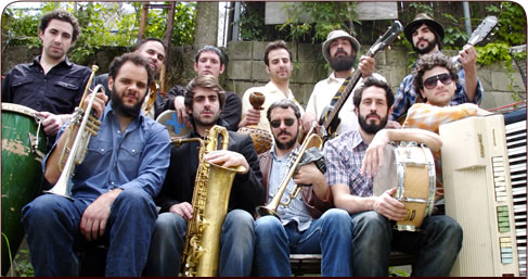 Budos Band @ The El Rey   Friday, January 14th (Free Tix)