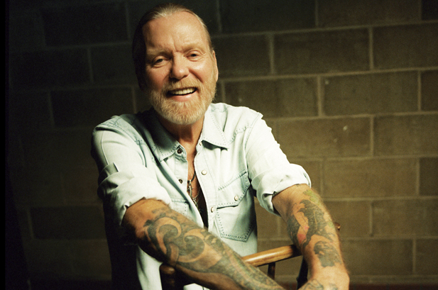Gregg Allman :: Low Country Blues