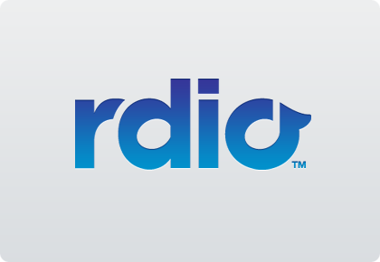 Rdio :: Raises $17.5 Million
