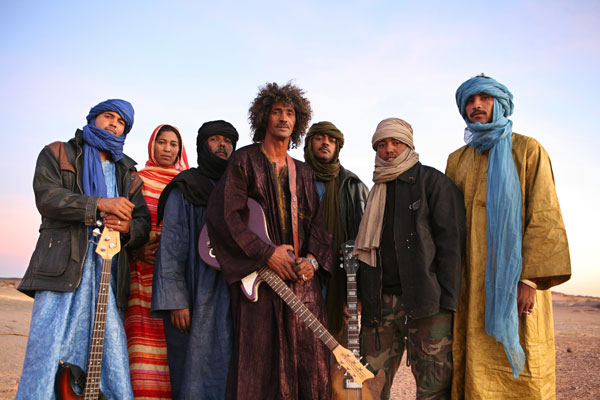 Tinariwen :: Wednesday, July 13th @ Troubadour