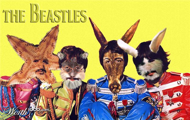 The Beastles :: The Beatles vs. The Beastie Boys