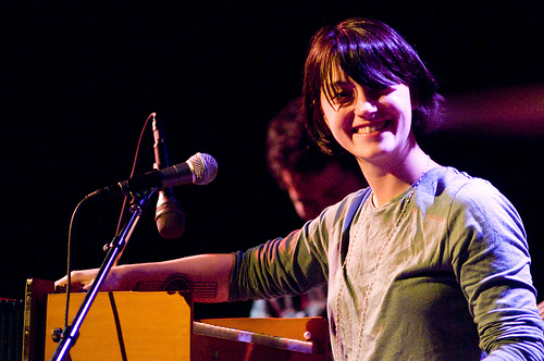 Sharon Van Etten :: Like A Diamond (Glass Ghost Cover)