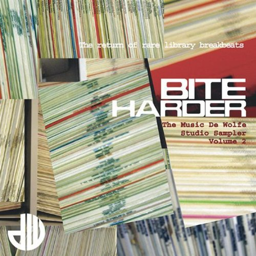 Bite Harder :: The Music De Wolfe Studio Sampler, Vol. 2