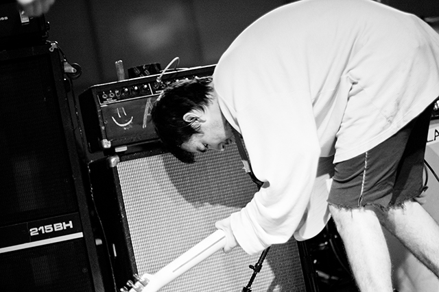 Fidlar + Bleached + Hunx @ Echo [Photos]