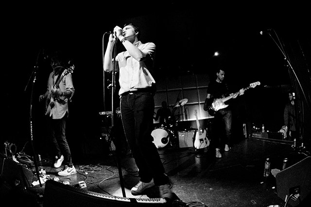 The Soft Pack @ The Echo 12 9 11 [Photos]
