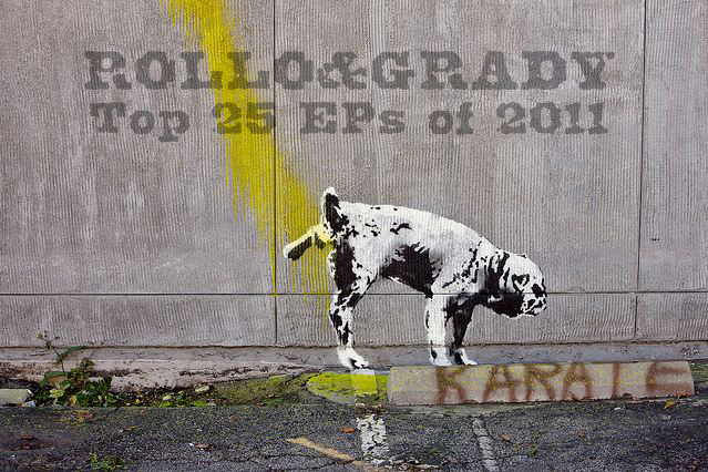 Rollo & Grady :: Top 25 EPs and Singles of 2011