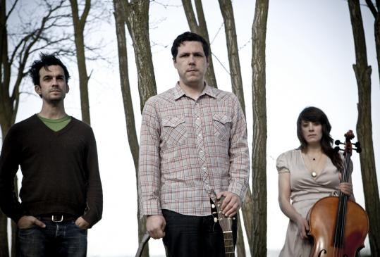 Damien Jurado :: Museum of Flight