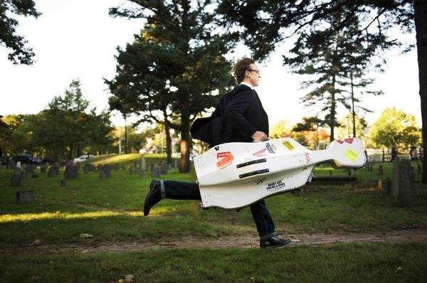 Ben Sollee @ The Hotel Cafe :: 2 21 12 @ 8pm