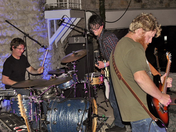 The Owsley Brothers @ SXSW 2012