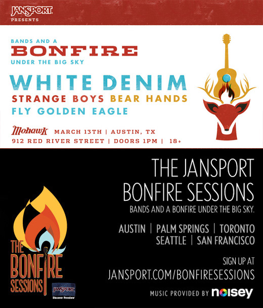 Recommended SXSW Parties & Showcases