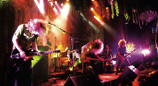 My Morning Jacket :: The Tennessee Fire