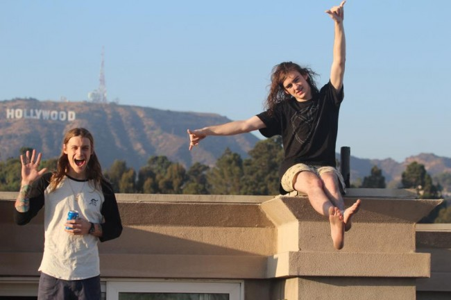 Dune Rats @ The Hotel Cafe :: 10 8 12 @ 9pm (Tix)