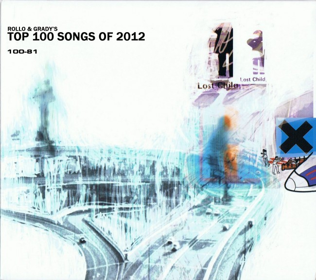 Top 100 Songs of 2012 :: 100 81