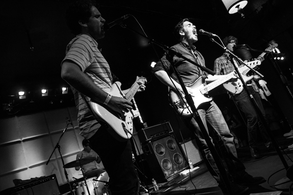 PARQUET COURTS @ THE ECHO – JUNE 5TH [PHOTOS]