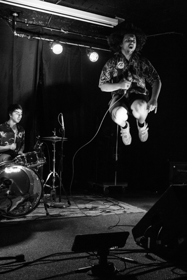 WHITE FANG AND FLETCHER C. JOHNSON @ THE SATELLITE   SATURDAY, JUNE 8TH [Photos]