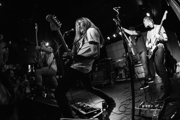 Futurebirds + Diarrhea Planet @ The Echo   7/23/13 [Photos]