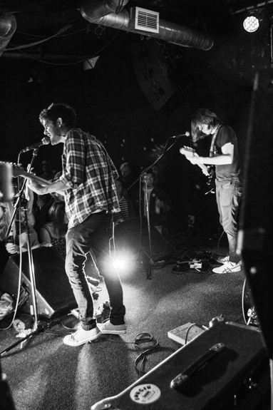 PANGEA + MEAT MARKET + CRIMINAL HYGIENE + CHAD & THE MEATBODIES @ THE SATELLITE 7 13 13 [PHOTOS]