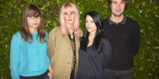 White Lung :: Friday, November 15th @ The Echo (Ticket Giveaway)