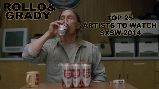Rollo & Grady :: 25 Artists To Watch – SXSW