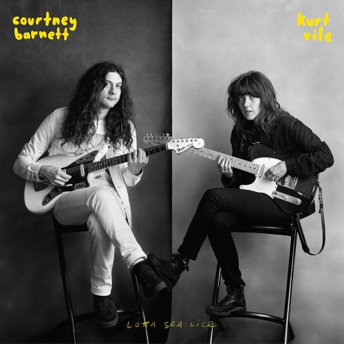 Courtney Barnett & Kurt Vile :: Over Everything