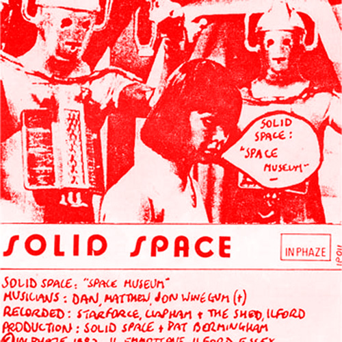 Solid Space :: Tenth Planet